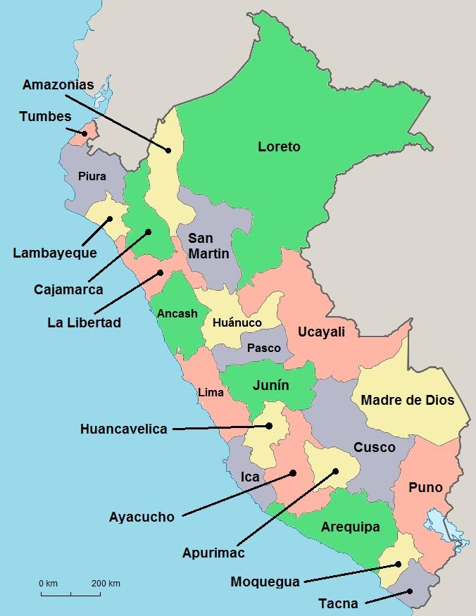 Peru-Map-Regions